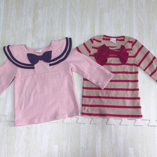 ラクテン(Rakuten)の子供服bee 長袖トップス 90cm(Tシャツ/カットソー)