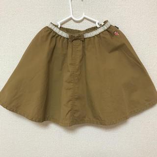 ミキハウス(mikihouse)のミキハウス リーナちゃん スカート M 120〜130表記(スカート)