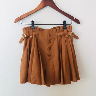 ココディール(COCO DEAL)のスカートパンツ(キュロット)