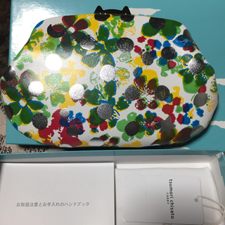 TSUMORI CHISATO - さらに値下げ☆ツモリチサト  がま口  新品  週末セール