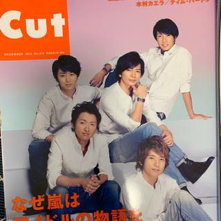 アラシ(嵐)の嵐さん cut  H   +act  +act.mini 表紙(アート/エンタメ/ホビー)