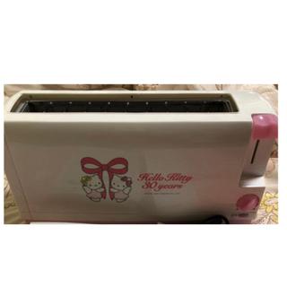 ハローキティ(ハローキティ)のハローキティ トースター(調理機器)