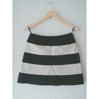 エヌナチュラルビューティーベーシック(N.Natural beauty basic)のN.NATURAL Beauty BASIC スカート(ミニスカート)