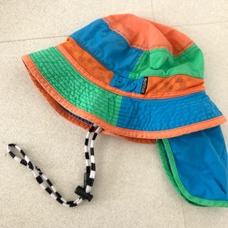 ampersand - アンパサンド メッシュ 帽子 52cm