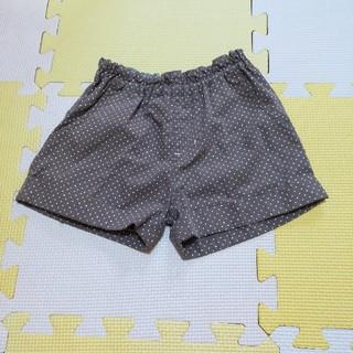 ムジルシリョウヒン(MUJI (無印良品))のショートパンツ(パンツ/スパッツ)