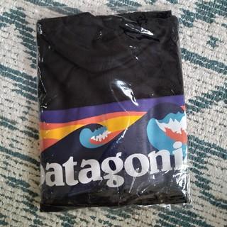 patagonia - Patagonia夕陽サーフTシャツSサイズ(ブラック)