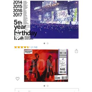 乃木坂46 - 乃木坂46 birthdaylive blu-ray東京ドーム シングル セット
