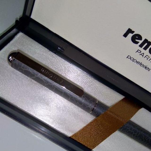 RENOMA(レノマ)のrenoma ボールペン(ただし書けません) インテリア/住まい/日用品の文房具(ペン/マーカー)の商品写真