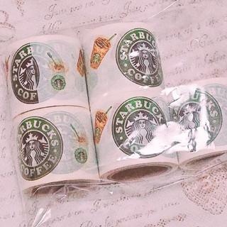 Starbucks Coffee - 海外マスキングテープ★スターバックス 5巻
