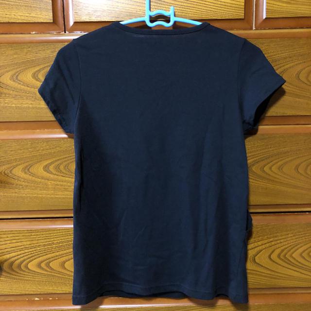 ベルメゾン(ベルメゾン)の授乳口付き トップス 半袖 Tシャツ キッズ/ベビー/マタニティのマタニティ(マタニティトップス)の商品写真