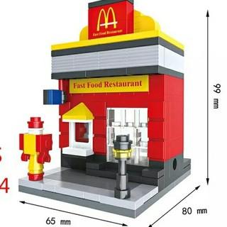 Lego - レゴ 互換性 マクドナルド