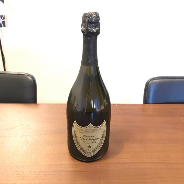 Dom Pérignon(ドンペリニヨン)のドンペリ ドン・ペリニヨン DOM PERIGNON ヴィンテージ 2006 食品/飲料/酒の酒(シャンパン/スパークリングワイン)の商品写真
