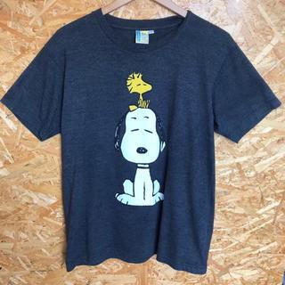 スヌーピー(SNOOPY)のスヌーピー ヴィンテージ Tシャツ 両面プリント(Tシャツ/カットソー(半袖/袖なし))