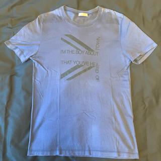 ディオールオム(DIOR HOMME)のディオールオム 06ss ユニオンジャック Tシャツ エディスリマン(Tシャツ/カットソー(半袖/袖なし))