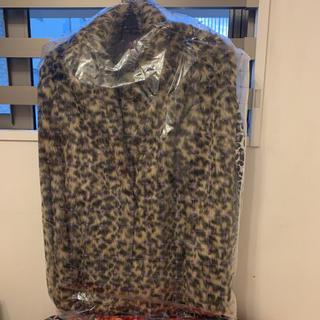 ネクスト(NEXT)のネクスト 豹柄 ファーコート サイズ16(毛皮/ファーコート)