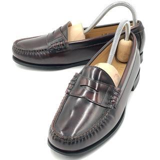 リーガル(REGAL)のREGAL リーガル 革靴 ローファー 茶 ブラウン 22.5cm(ローファー/革靴)