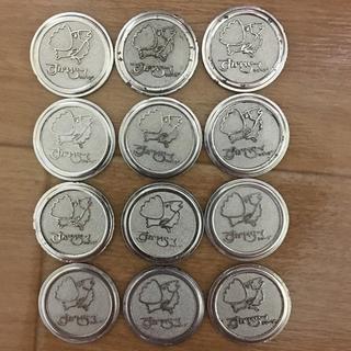 スカイラーク(すかいらーく)のガストコイン 12枚(その他)