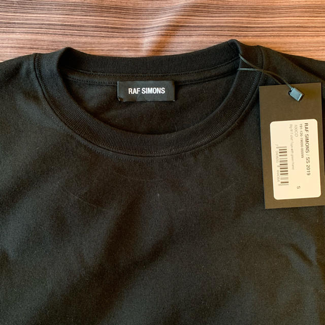 RAF SIMONS(ラフシモンズ)のラフシモンズ 19ss バッグプリント Tシャツ raf simons パンク  メンズのトップス(Tシャツ/カットソー(半袖/袖なし))の商品写真