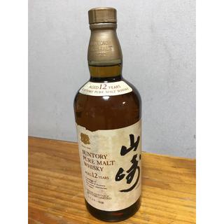 サントリー - 山崎12年 初期 PUREMALT  貴重品