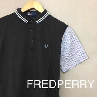 フレッドペリー(FRED PERRY)のフレッドペリー FREDPERRY ポロシャツ 切り替え ティップライン(Tシャツ/カットソー(半袖/袖なし))