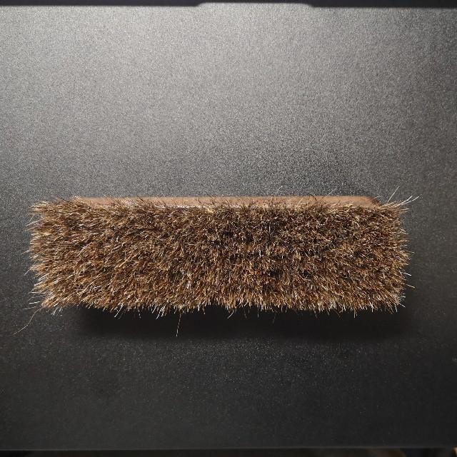 WHITEHOUSE COX(ホワイトハウスコックス)のWhiteHouse Cox 馬毛ブラシ メンズのファッション小物(長財布)の商品写真