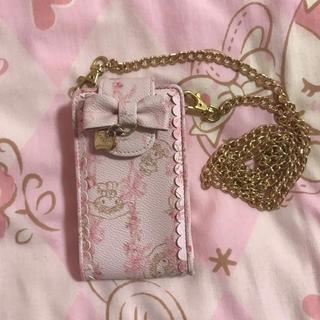 【新品未使用】リズメロ モバイルケース