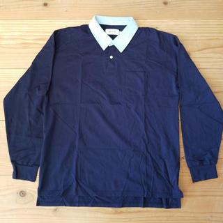アロイ(ALOYE)のALOYE × BEAMS T  別注 ロングスリーブポロ5800(ポロシャツ)