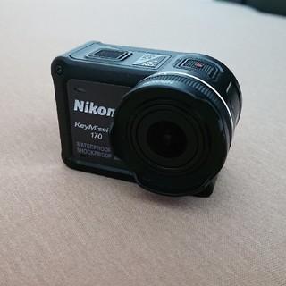 ニコン(Nikon)のニコン KeyMission 170(ビデオカメラ)