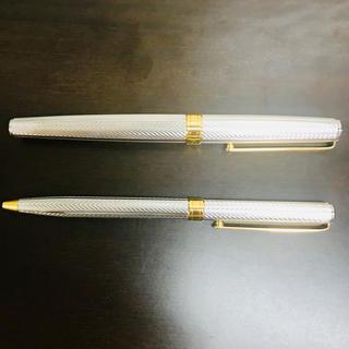 モンブラン(MONTBLANC)の【 新品 】 金色 高級 ボールペン 万年筆 セット(ペン/マーカー)