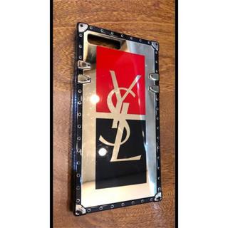 イヴサンローランボーテ(Yves Saint Laurent Beaute)のiphone8plus ケース YSL(iPhoneケース)