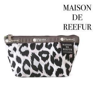 メゾンドリーファー(Maison de Reefur)のメゾンドリーファー レスポートサック ポーチ レオパード ティッシュケース(ポーチ)
