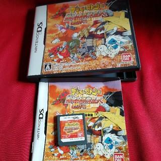 ニンテンドーDS - DS デジモンストーリー 超クロスウォーズ レッド
