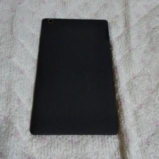レノボ(Lenovo)のLenovo TAB3 黒 8インチ タブレット本体(タブレット)