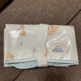 ジェラートピケ(gelato pique)の新品未使用 ジェラートピケ オムツ替えマット(おむつ替えマット)