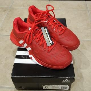 adidas - アディダステニスシューズ barricade2016  25.5cm