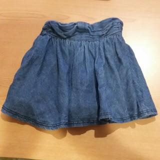 エフオーキッズ(F.O.KIDS)のスカート パンツ 付き (スカート)