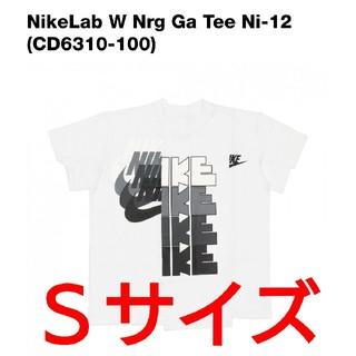 サカイ(sacai)のS Nike sacai W Nrg Ga Tee Ni-12 white(Tシャツ(半袖/袖なし))