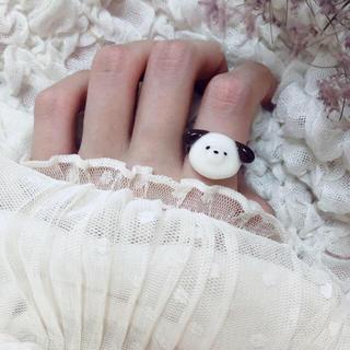【再販】ゆるわんこリング(リング)