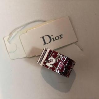 クリスチャンディオール(Christian Dior)のdior トロッター 柄 リング(リング(指輪))
