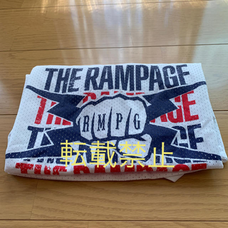 THE RAMPAGE - THE RAMPAGE メッシュTシャツ 値下げ検討○