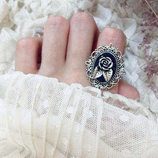 antique rose ring(リング)