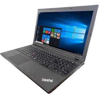 レノボ(Lenovo)のLenovo L540 中古ノートパソコン (新品SSD:480GB)(ノートPC)