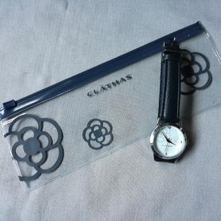 CLATHAS - CLATHAS スライダーケース付き 腕時計 steady. 付録