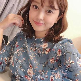MERCURYDUO - フラワーワンピース♡美品