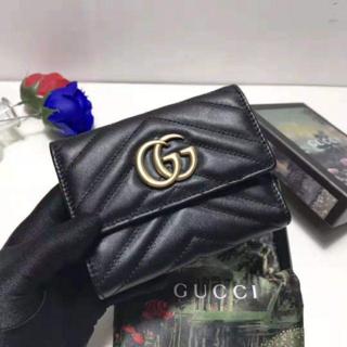 Gucci - 人気品GUCCI グッチ 折り財布