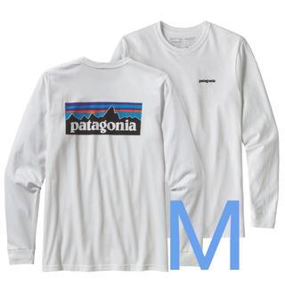 patagonia - patagonia メンズ・ロングスリーブ・P-6ロゴ・レスポンシビリティーM9