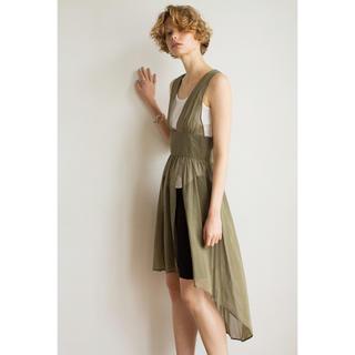 BEAUTY&YOUTH UNITED ARROWS - 【新品・未使用】LEINWANDE オーガンジードレス