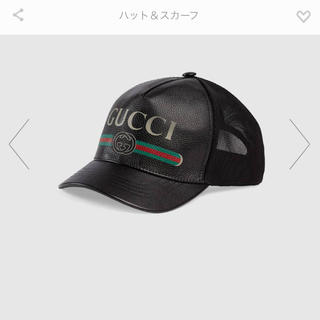 Gucci - GUCCI グッチ ヴィンテージロゴ  キャップ
