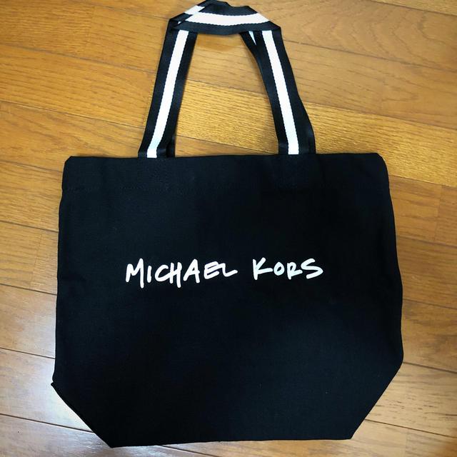 Michael Kors(マイケルコース)の新品マイケルコース ノベルティー レディースのバッグ(トートバッグ)の商品写真