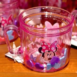 Disney - ☆ディズニーリゾート限定☆ ミニー リボン柄 プラスチックコップ